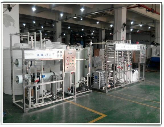 东莞市凯发水处理 超纯水设备